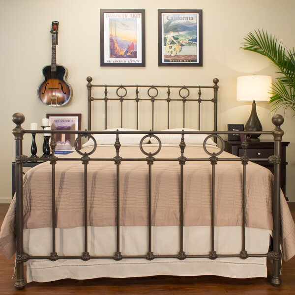 Marksburg Standard Bed by Benicia Foundry and Iron Works