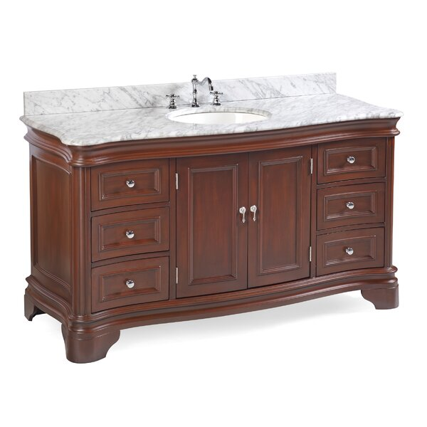 Katherine 60 Single Bathroom Vanity Set by Kitchen Bath Collection