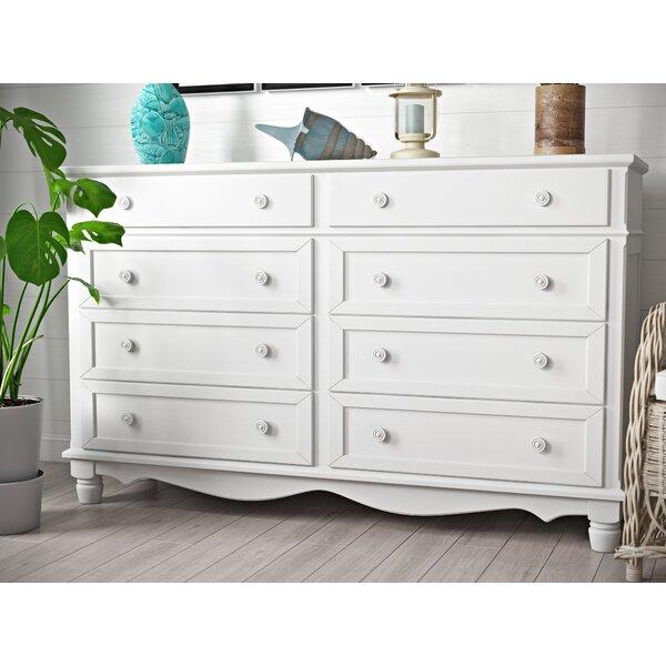 Alberta 8 Drawer Double Dresser by Viv + Rae