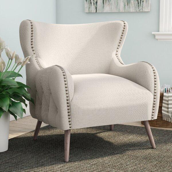 Corinth Armchair By Gracie Oaks