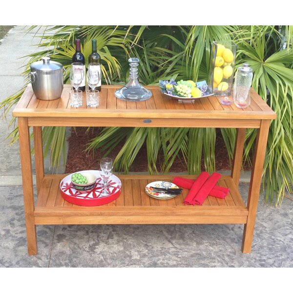 Everleigh Solid Wood Buffet & Console Table by Bay Isle Home