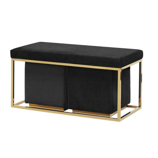 Keister Modish Metal Bench by Mercer41
