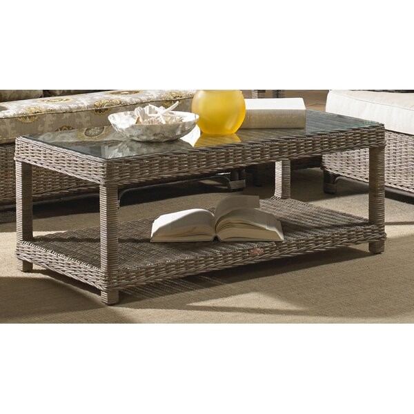 Exuma Coffee Table by Panama Jack Sunroom