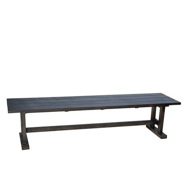 Augusta Woodlands Picnic Bench by Woodard