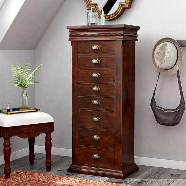 Mattingly Jewelry Armoire by Darby Home Co