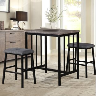 Norfolk 3 Piece Pub Table Set By Winston Porter
