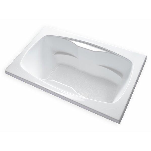 Hygienic 60 x 42 Soaking Bathtub by Carver Tubs
