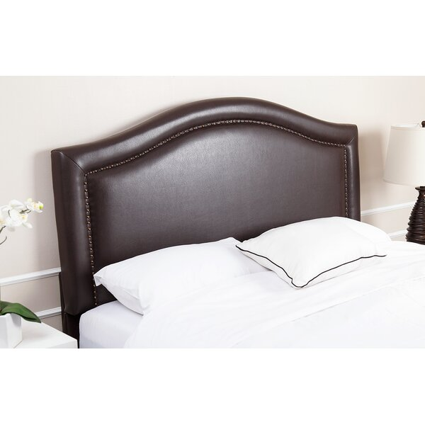 Beqal Upholstered Panel Headboard By World Menagerie by World Menagerie