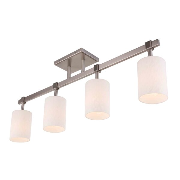 Salina 4-Light Track Lighting by Woodbridge Lighting