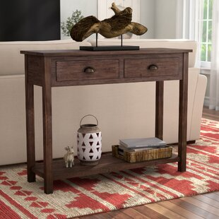 Find Steamboat Springs Console Table ByBirch Lane™