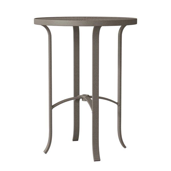 La'Stratta Aluminum Bar Table By Tropitone