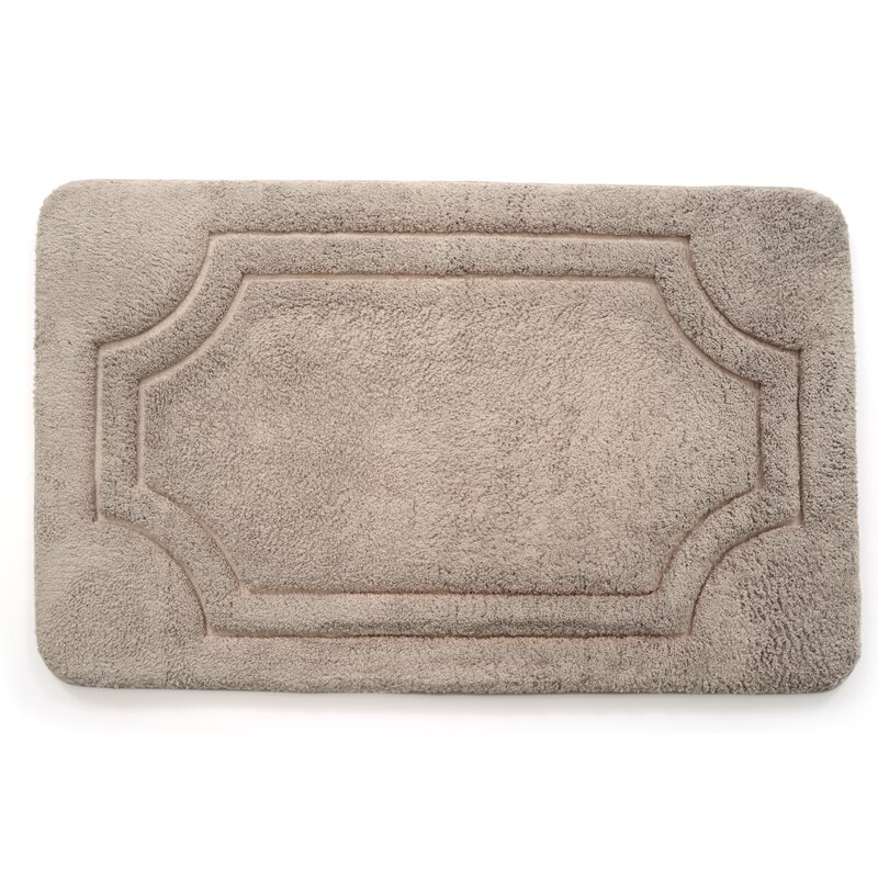 Alcott Hill Juniper Ridge Luxurious Memory Foam Bath Mat Reviews Wayfair