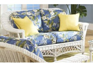 Rosado Loveseat Bay Isle Home