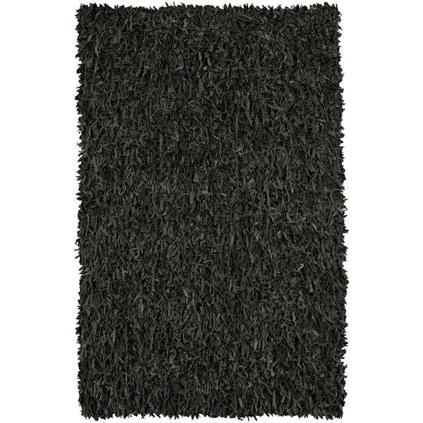Jawawn Black Area Rug by 17 Stories