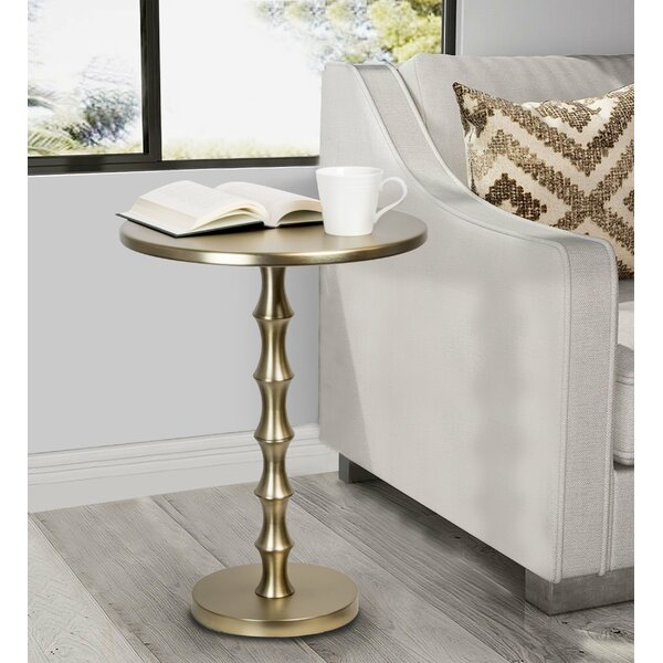 Layfield End Table By Wrought Studio