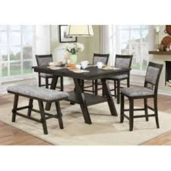 Molina 5 Piece Pub Table Set by Winston Porter