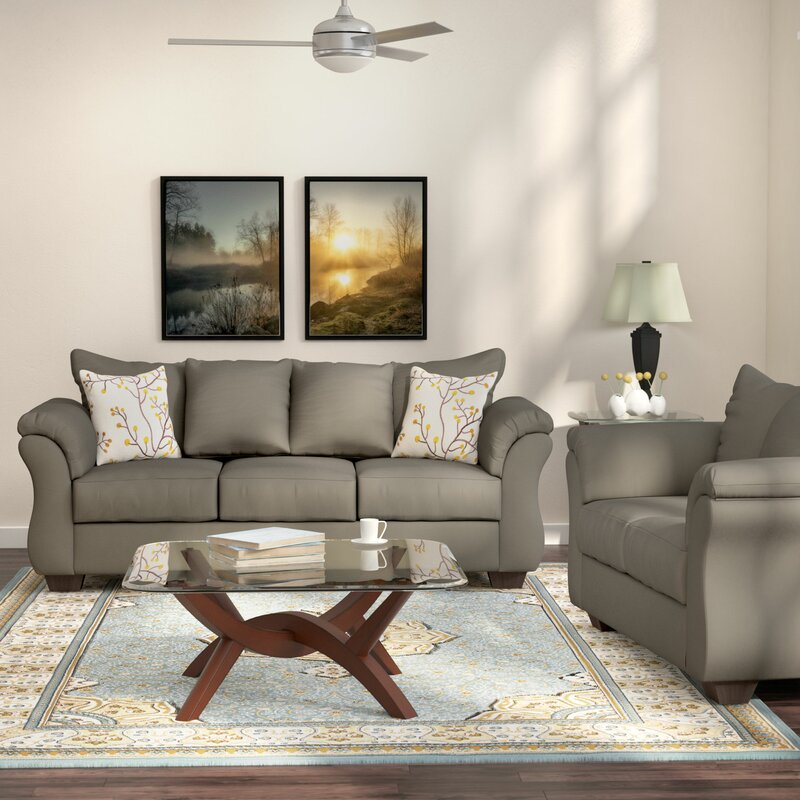 Superior Chisolm 2 Piece Living Room Set Part 6