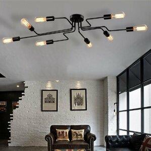 flush mount dining room light.  Flush Mount Lighting You ll Love Wayfair