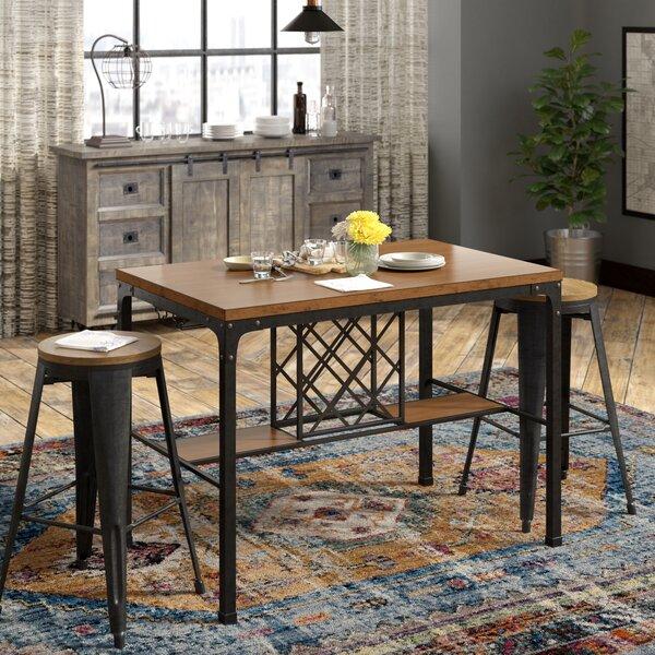 Woodside Pub Table by Trent Austin Design