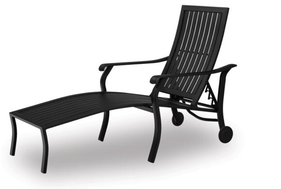 Cadiz Chaise Lounge by Telescope Casual