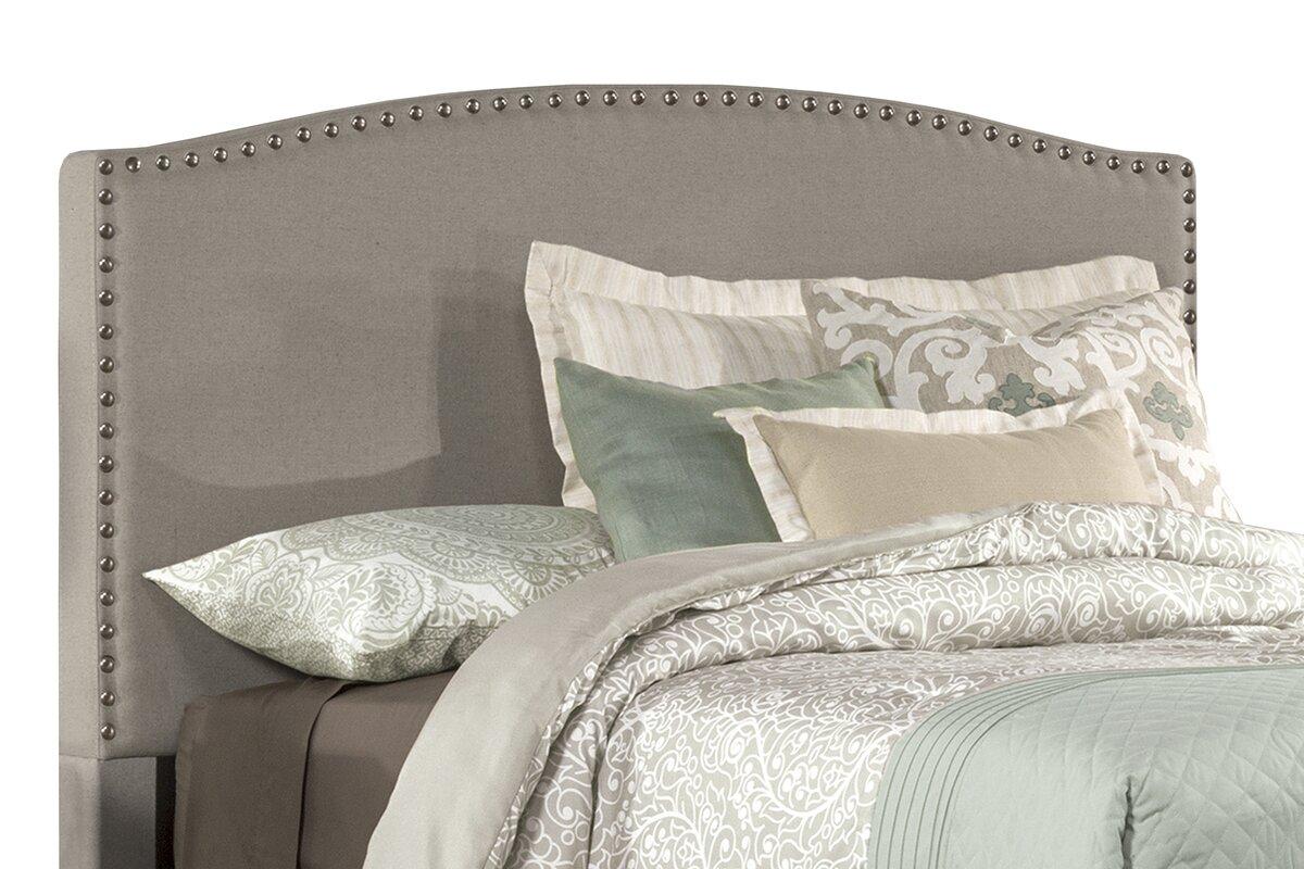 Wayfair Upholstered Bed Home Wayfair Upholstered Bed King: Darby Home Co Granger Upholstered Panel Headboard