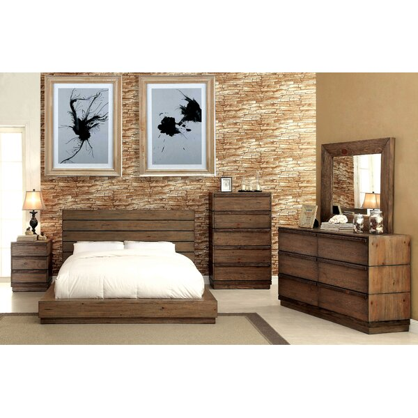 Petra Platform Configurable Bedroom Set by Trent Austin Design