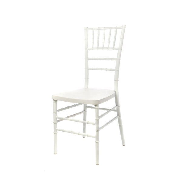 Max Series Resin Chiavari Side Chair by Commercial Seating Products