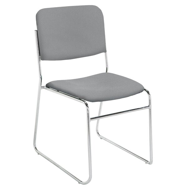 8600 Series Armless Signature Stack Chair by National Public Seating