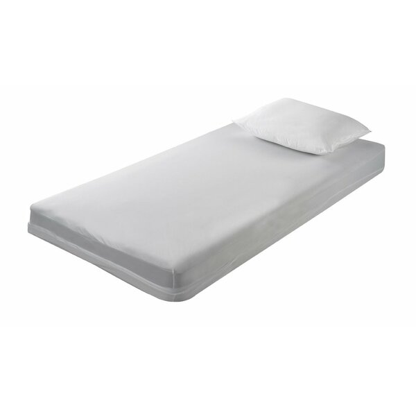 Standard Water-Resistant/Bed Bug Proof 0.5 Mattress Protector by HomeCrate