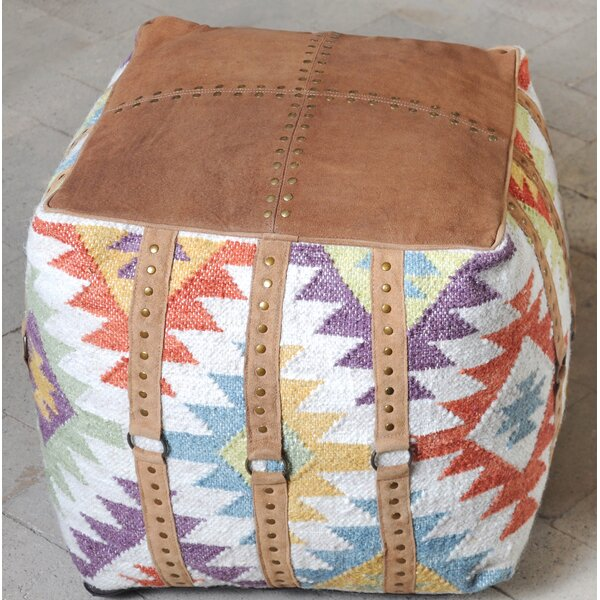 Berner Pouf by Bungalow Rose