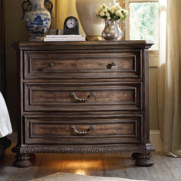 Rhapsody 3 Drawer Dresser by Hooker Furniture