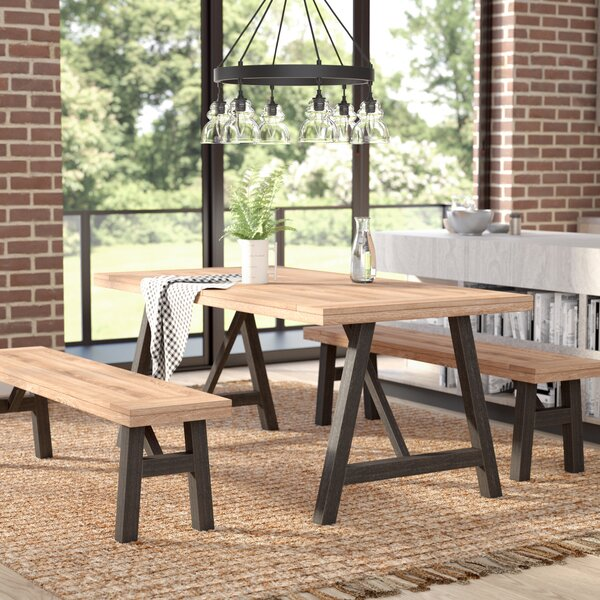 Guillaume 3 Piece Dining Set by Laurel Foundry Modern Farmhouse