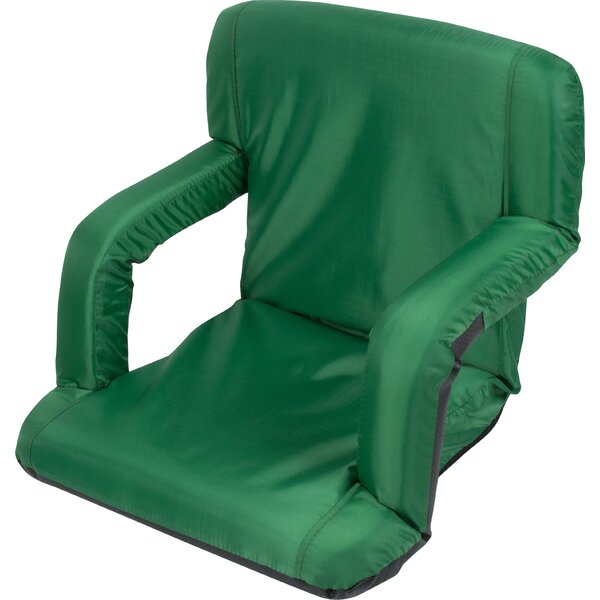 Portable Multi Use Seat Manual Recliner By Trademark Innovations