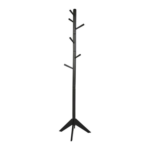 Poynter Contemporary Style Hall Tree Coat Rack by Union Rustic
