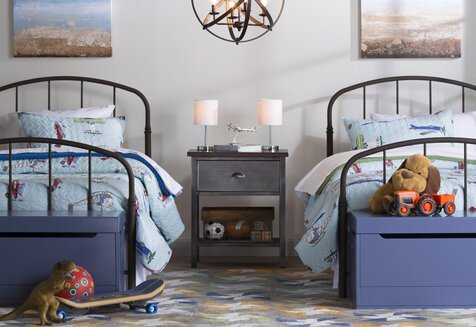 Kids Bedroom Design Ideas | Wayfair