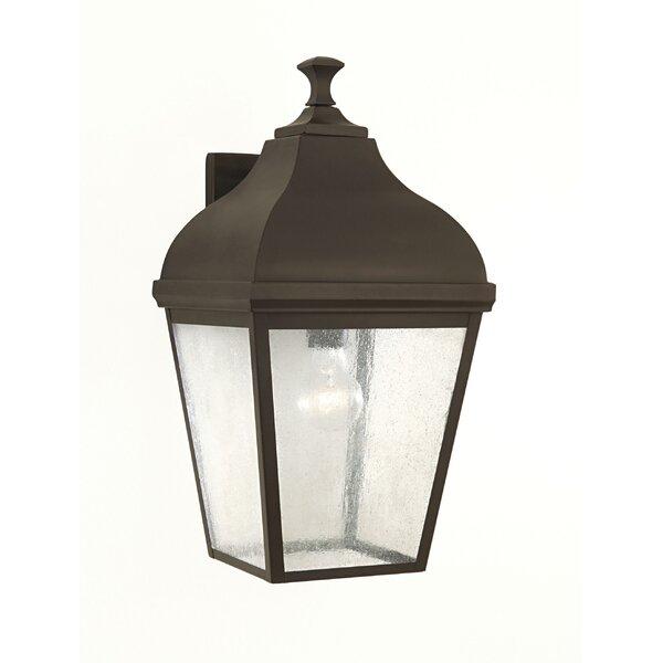 Graceton LED Outdoor Wall Lantern by Alcott Hill