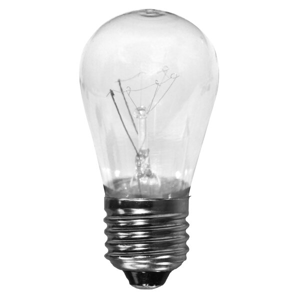 11W 130-Volt (2700K) Incandescent Light Bulb (Set of 25) by American Lighting LLC