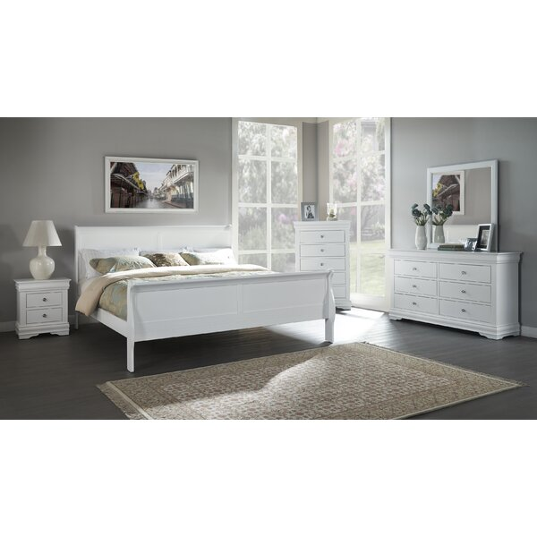 Thame Sleigh Configurable Bedroom Set by Charlton Home