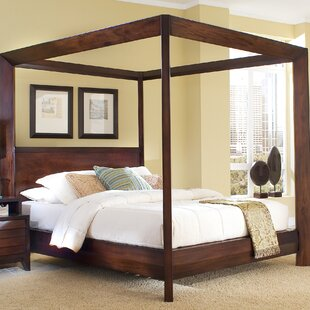 Island Canopy Bed by Home Image