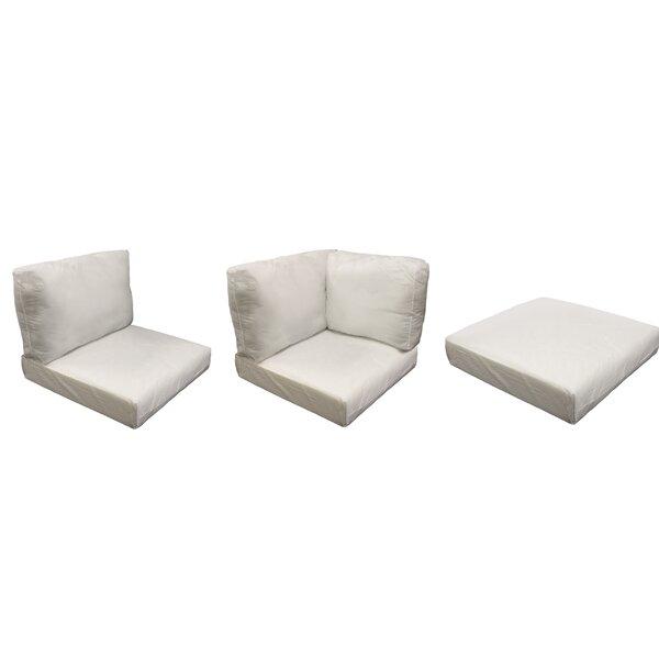 Capecod 14 Piece Outdoor Cushion Set by TK Classics TK Classics