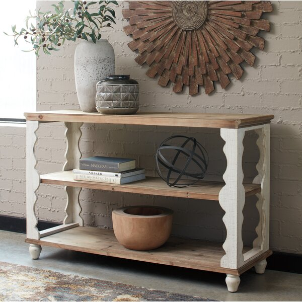 Marcoux Console Table By Bungalow Rose