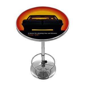 Pontiac GTO Time and Distance Pub Table by Trademark Global