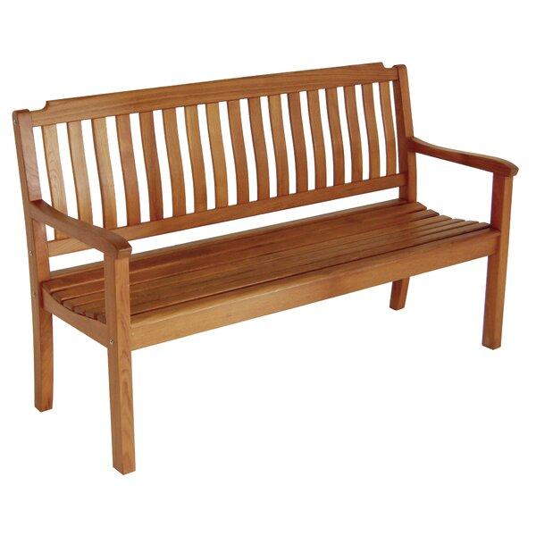 Teak Garden Bench by Whitecap Industries