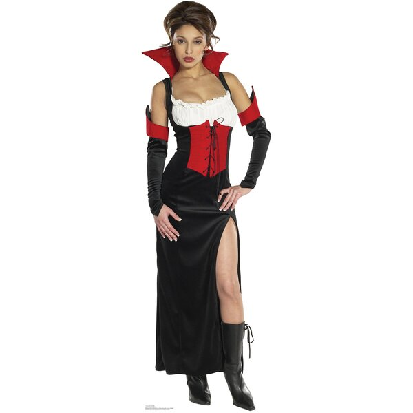Halloween Countess Carmella Cardboard Stand-Up by Advanced Graphics