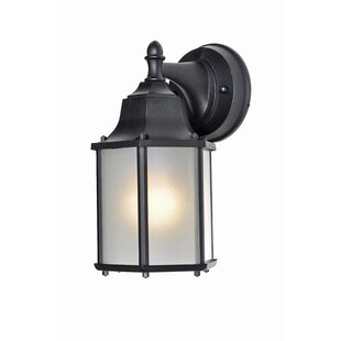 Great choice Millbank Side Door Outdoor Wall Lantern By Charlton Home