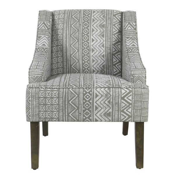 Perillo Armchair by Gracie Oaks