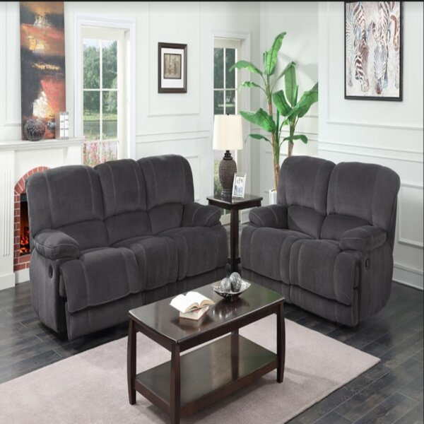 Mosteller 2 Piece Living Room Set by Red Barrel Studio