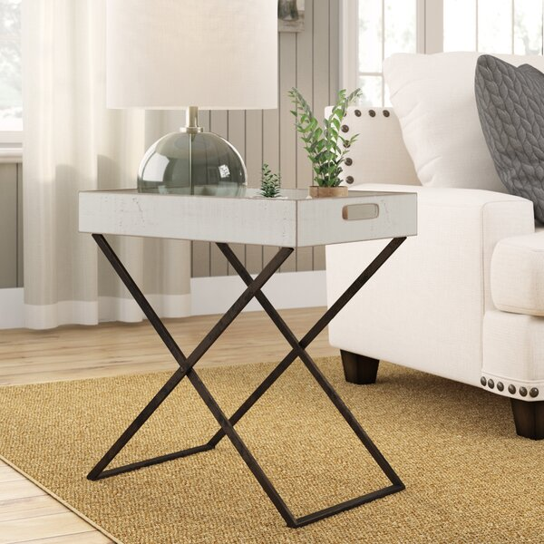 Georgiana Tray Table by Gracie Oaks