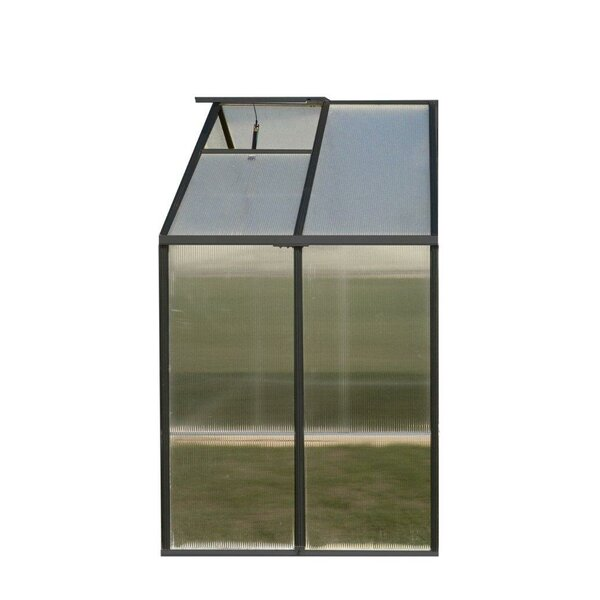 Monticello Greenhouse Extension Kit by Riverstone Industries
