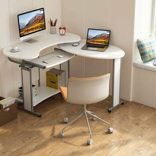 Heatherly L-Shaped Gaming Desk